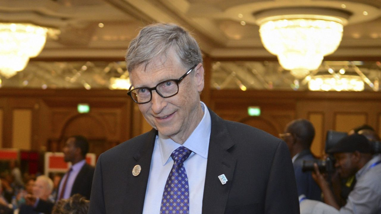 No. 2: Bill Gates | Country: US | Total net worth $96 billion | Co-founder Microsoft (Image: Reuters)