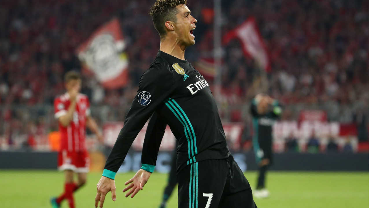 Cristiano Ronaldo moved from Manchester United to Real Madrid in the summer of 2009. In his nine-year stay at Real Madrid, Ronaldo became the club's record scorer with a stunning 450 goals against his name. (Image: Reuters)