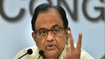 No one in govt felt 'pang of guilt' about Abhijit Banerjee's remarks on economy: P Chidambaram