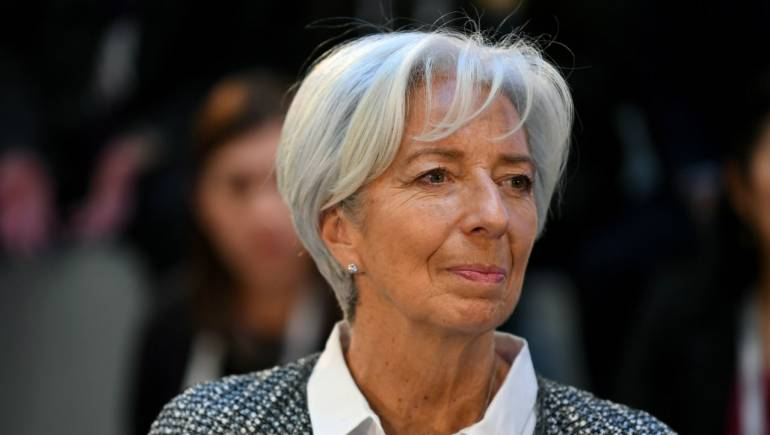 'Precarious' global rebound expected in late 2019: IMF's Christine Lagarde