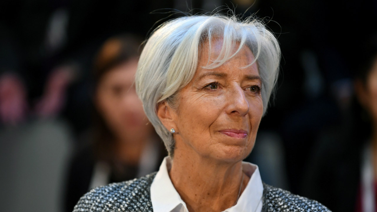 International Monetary Fund (IMF) Managing Director Christine Lagarde attends MSC Women's Breakfast during the annual Munich Security Conference in Munich, Germany. (Image: Reuters)