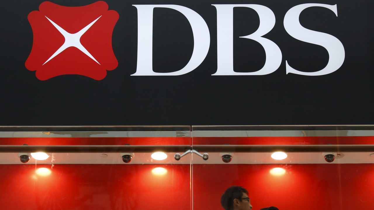 3) DBS | Headquarters: Singapore, No of employees: 24,1744 (Image: Reuters)
