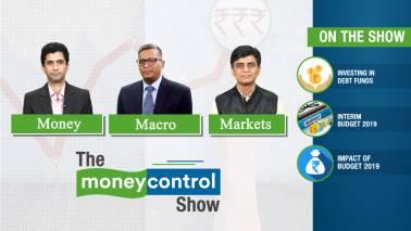 The Moneycontrol Show| Debt funds, Interim Budget 2019