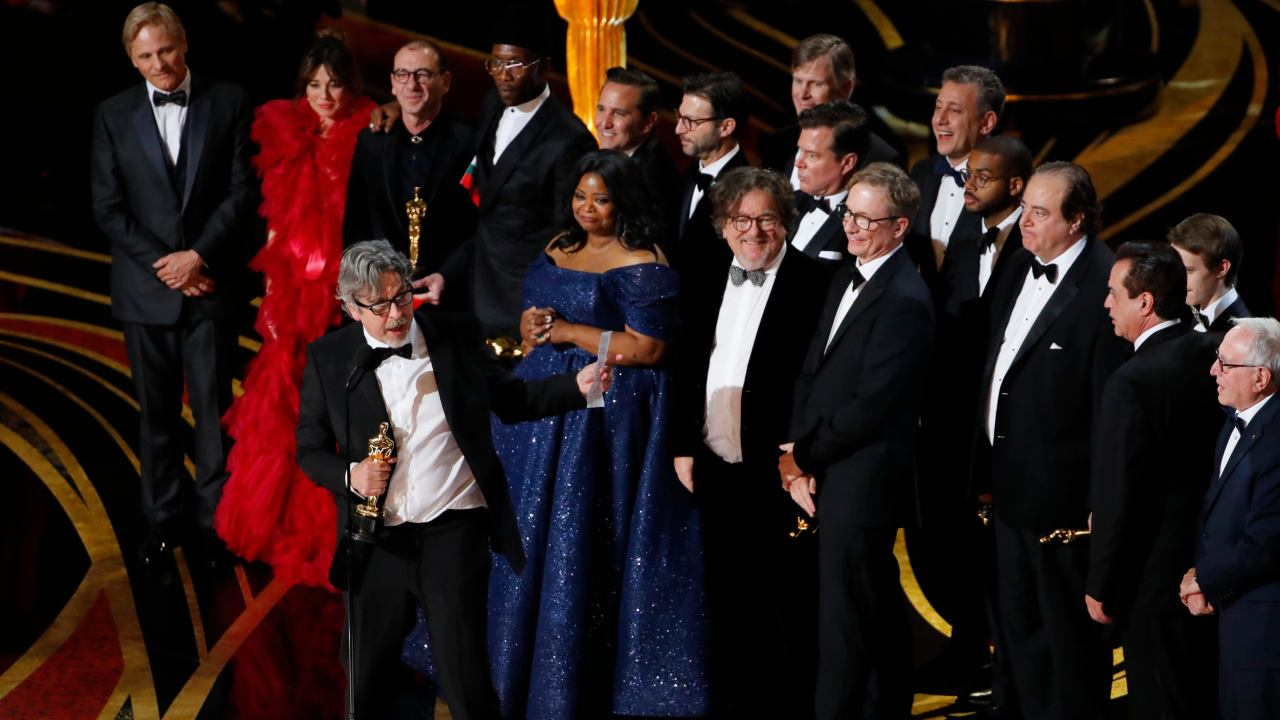 """Best Picture: """"Green Book"""" (Image: Reuters)"""
