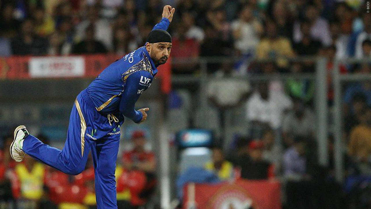 3. Harbhajan Singh (Rs 54.1 crore) | The specialist spin bowler who started his journey with the Mumbai Indians spent 10 years with the franchise before spending the last two seasons with MS Dhoni at Chennai Super Kings. MI paid Rs 3.4 crore for his services in 2008 and Harbhajan's highest contract was the Rs 5.9 crore that MI forked out for him in 2013. His current contract with CSK is worth just Rs 2 crore. Harbhajan has 134 wickets to his name in the IPL from 149 matches. (Image: BCCI, iplt20.com)