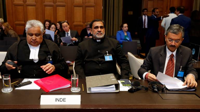 Jadhav's death sentence based on 'extracted confession', should be annulled: India tells ICJ