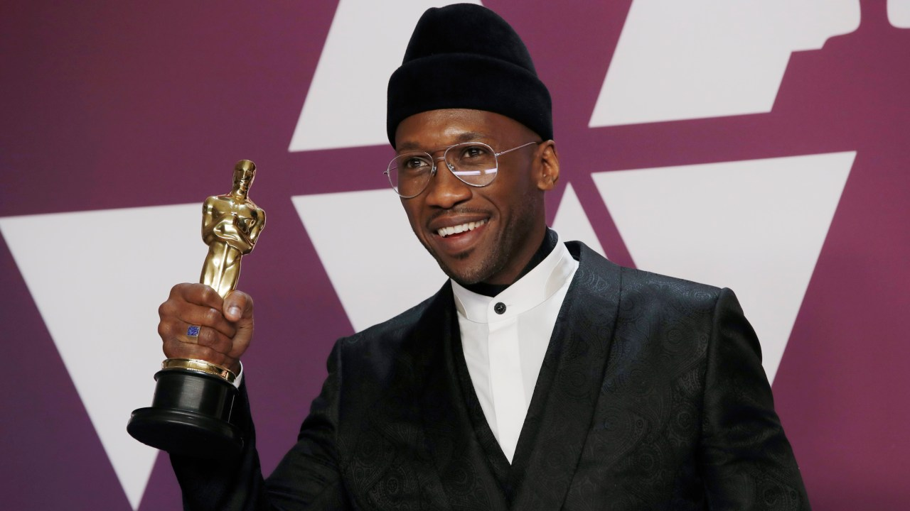 """Best Supporting Actor: Mahershala Ali, """"Green Book"""" (Image: Reuters)"""
