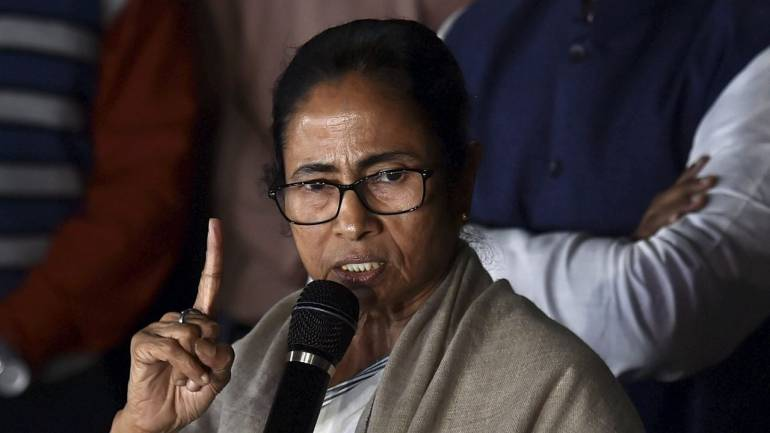 Will continue 'satyagraha' till country is saved: Mamata