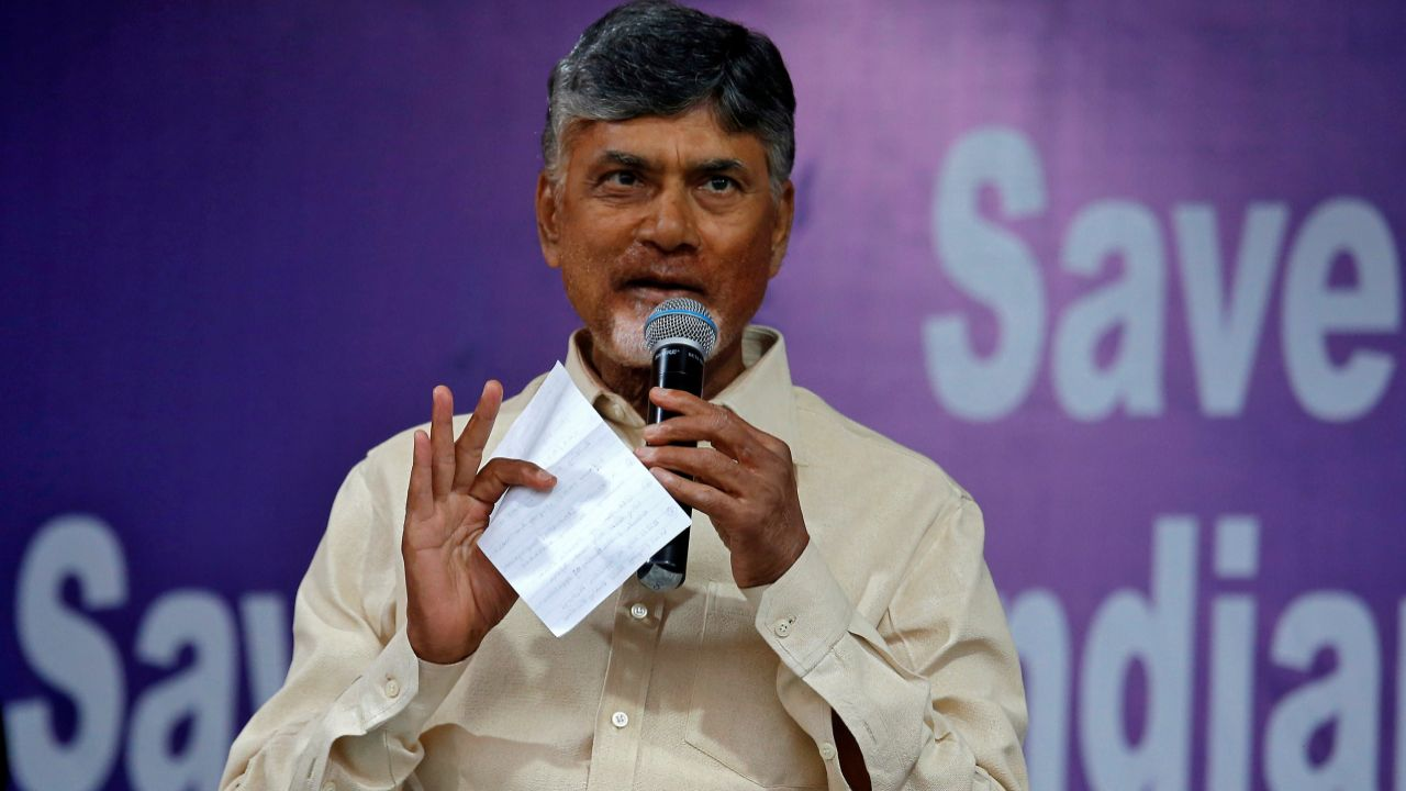 Andhra Pradesh chief minister N Chandrababu Naidu is third on the list of most popular heads of states on Twitter. Championing the cause of special status for Andhra Pradesh, Naidu has been tweeting compulsively in 2019 with about 25 tweets a day, which is a tweet every hous. He has close to 4.2 million followers and 6.4k tweets.