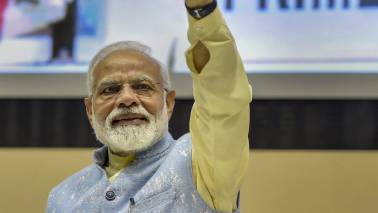 Narendra Modi engaged celebrities to increase his Twitter visibility: Study