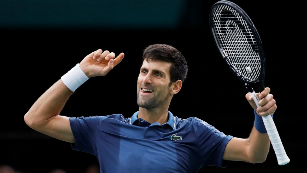 The World No.1 is the first player in the history of tennis to win all nine elite ATP World Tour Masters 1000s and complete the career Golden Masters. (Image: Reuters)