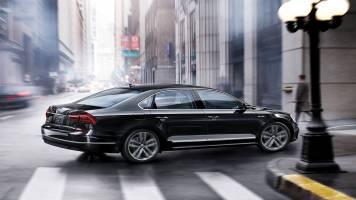 Volkswagen gives Passat 2019 a face lift, luxury sedan revealed in Europe
