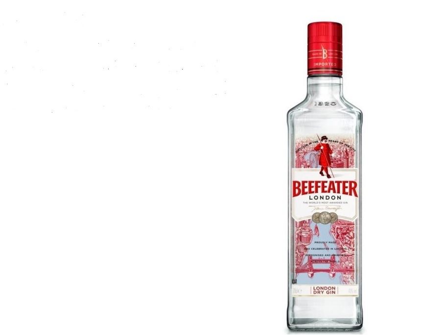Answer: Beefeater gin. It is a brand owned by Pernod Ricard.