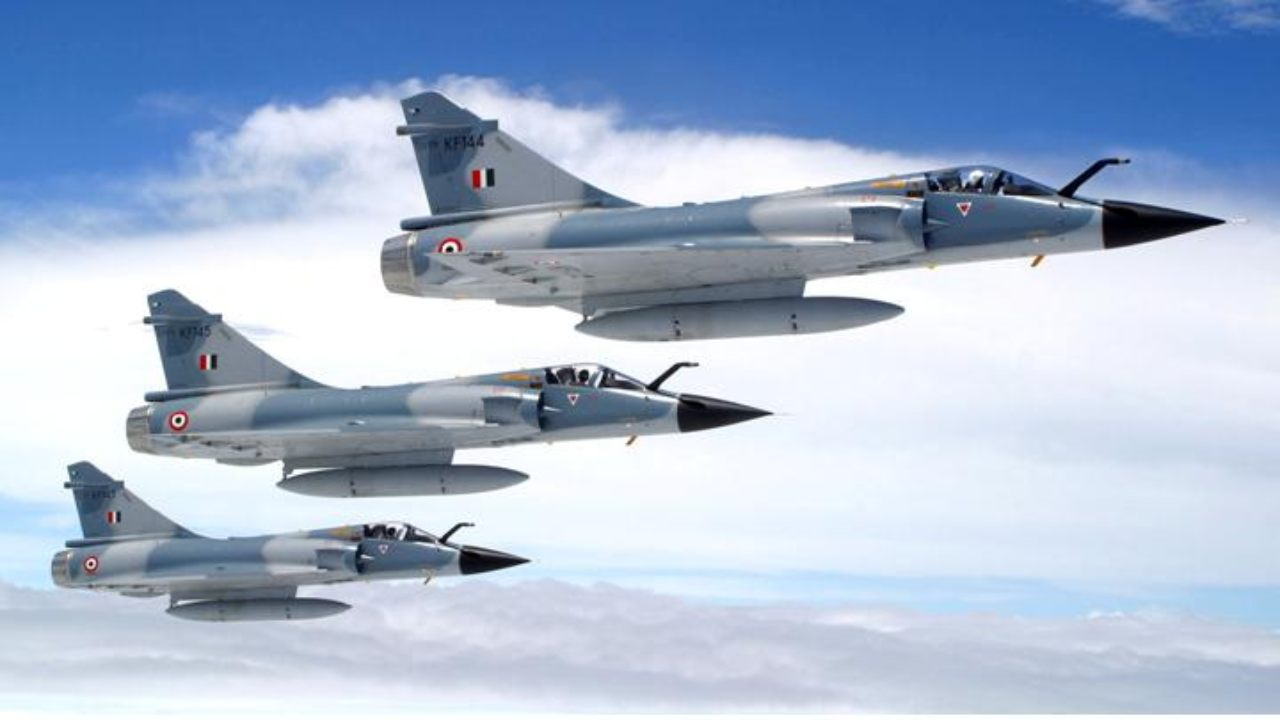 In the wake of Pulwama terror attack which claimed the lives of 40 CRPF soldiers, Indian Air Force (IAF) launched an attack on the perpetrators Pakistan-based Jaish-e-Mohammed sending 12 Mirage-2000 jets across the Line of Control (LoC) early on February 26 morning, conducting surgical strikes on JeM camps in Pakistan occupied Kashmir (PoK). (Image: Moneycontrol)