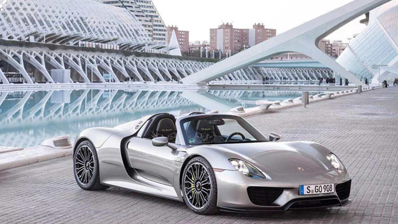 Porsche 918 Spyder | $1 million | Units produced: 918 | 0-62 mph: 2.6 seconds | Top speed: 214 mph | (Image: Porsche)
