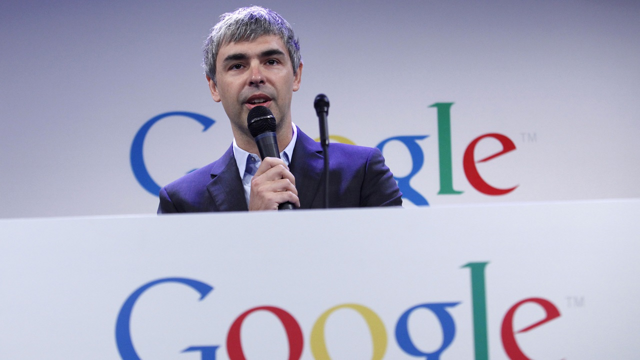 10. Larry Page | Country: US | Age: 45 | Net worth: $53 billion (Image: Reuters)
