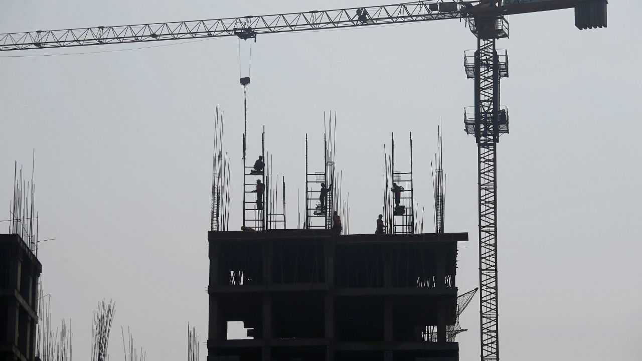 Tax changes: FM Goyal also announced tax exemption on notional rent on second self-occupied house. The capital gains exemption under Section 54 was made available on two house properties. Group of Ministers are looking at ways to ease GST burden on homebuyers, Goyal announced. (Image: Reuters)