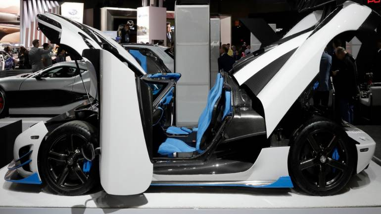 Swedish Hypercar Maker Koenigsegg Has Added Its Name To The Brewing Electric Vehicle Ev War After It Partnered With National Sweden