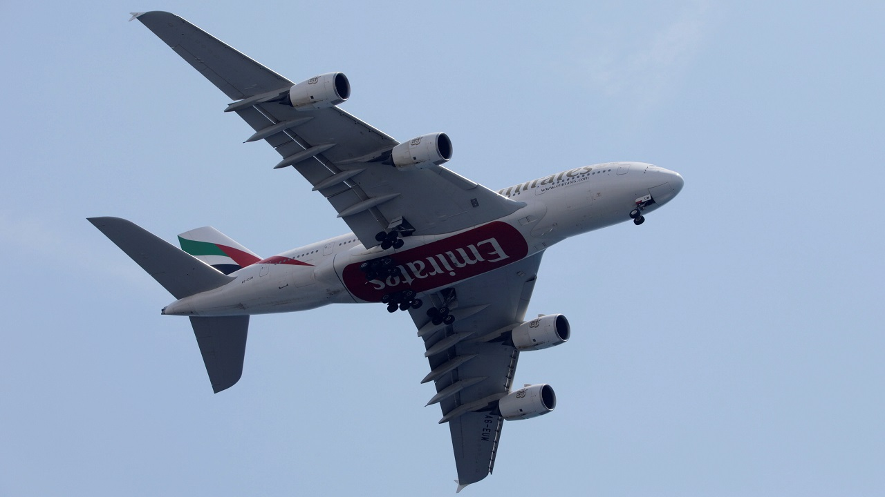 Emirates | This Dubai-based airline takes the tenth spot on the list, mainly due to its high service quality. (Image: Reuters)