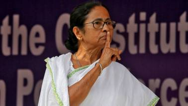 TMC removes Congress' name from its logo