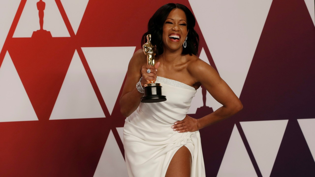 """Best Supporting Actress: Regina King, """"If Beale Street Could Talk"""" (Image: Reuters)"""