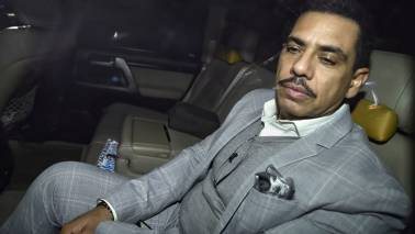Robert Vadra appears before ED for fifth time in Delhi; grilled for seven hours