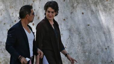 Respect you more for standing up against atrocities on villagers: Robert Vadra to Priyanka Gandhi Vadra