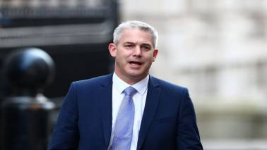 Britain will leave EU next month with or without a deal: Brexit minister Stephen Barclay