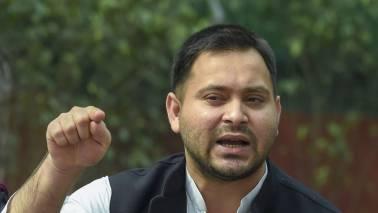 People being the thanedar must punish Chowkidar turning a thief: Tejashwi Yadav