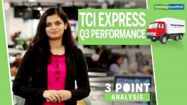 3 Point Analysis | TCI Express Q3