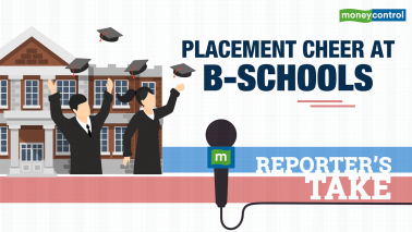 Reporter's Take | Higher salaries & placement offers bring cheer to B-Schools