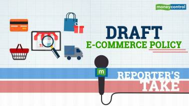 Reporter's Take | Draft e-commerce policy
