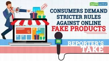 Buyers demand action against online fakes