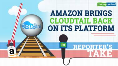 Reporter's Take | Amazon brings Cloudtail back on its platform