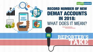 Reporter's Take | Record number of demat accounts opened in 2018