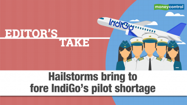 Editor's Take | IndiGo cancelled over 50 flights: Was it just the hailstorm?