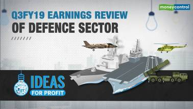 Is revival in sight for the defence sector?
