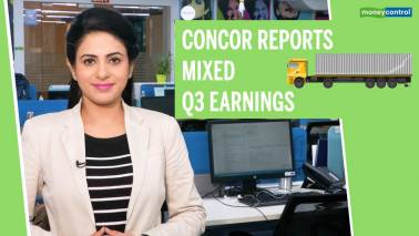 3 Point Analysis | Concor reports mixed Q3 earnings