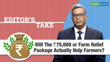 Editor's Take | Will the Rs 75,000 crore farm relief package actually help farmers?