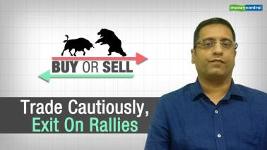 Buy or Sell | Trade cautiously, exit on rallies