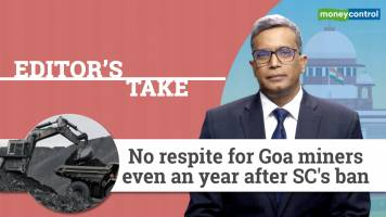 Editor's Take | No respite for Goa miners even an year after SC's ban