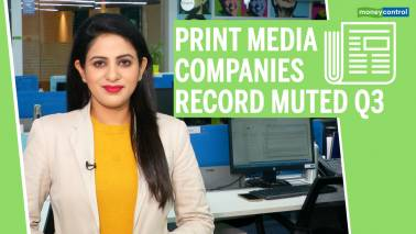 3 Point Analysis | Print media companies record muted Q3