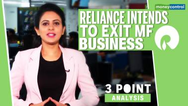 3 Point Analysis | Reliance intends to exit MF business