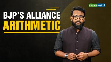 Explained: BJP's alliance arithmetic