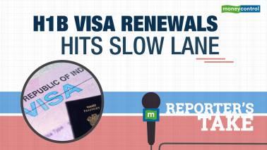 Reporter's Take | H1B visa renewals hits slow lane