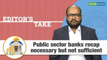PSU Banks recap necessary, not sufficient