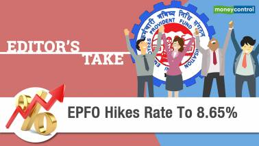 Editor's Take | EPFO hikes rate to 8.65%