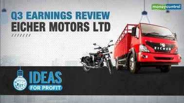 Ideas for Profit | Subdued demand pulls down Eicher Motors' Q3 numbers