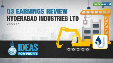 Ideas For Profit | Hyderabad Industries Q3 review: Mixed results not a dampener