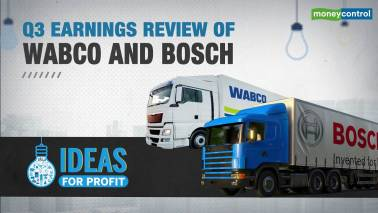 Ideas for Profit | Wabco & Bosch: Quality long-term businesses despite weak near-term demand outlook